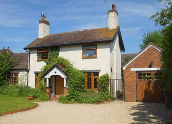 Thumbnail 4 bed cottage for sale in Foley Gardens, Stoke Prior, Bromsgrove
