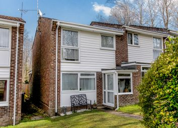 Thumbnail 3 bedroom end terrace house for sale in Holyborne Road, Romsey