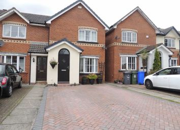 Thumbnail 3 bedroom semi-detached house for sale in Silver Birches, Denton, Manchester