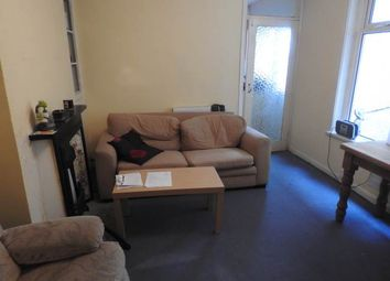 Thumbnail 2 bed flat to rent in Bernard Street, Uplands, Swansea