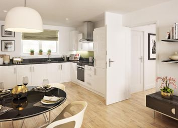 """Thumbnail 2 bed property for sale in """"Milbrook"""" at Kentidge Way, Waterlooville"""
