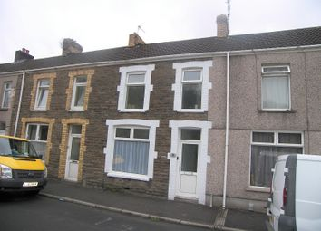 Thumbnail 3 bed terraced house for sale in Morgans Terrace, Briton Ferry, Neath