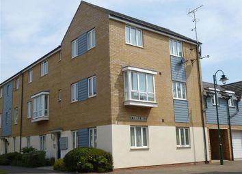 Thumbnail 1 bed flat to rent in Delves Way, Hampton, Peterborough