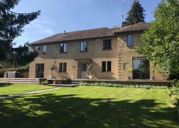 Thumbnail 4 bedroom detached house for sale in Peterborough Road, Wansford, Peterborough