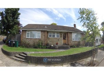 Thumbnail 2 bed bungalow to rent in Silvercliffe Gardens, Barnet