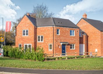 Thumbnail 4 bedroom detached house for sale in Lowes Lane, Wellesbourne