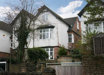 Thumbnail 5 bedroom semi-detached house for sale in Lucknow Avenue, Nottingham