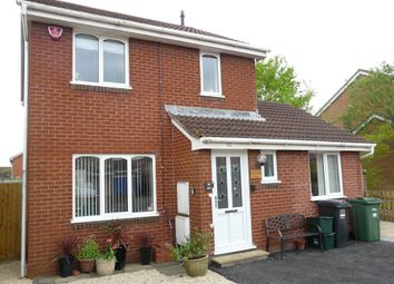 Thumbnail 3 bed detached house for sale in Becket Road, Weston-Super-Mare