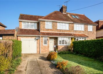 Thumbnail 5 bed semi-detached house for sale in Meadow Lane, Lindfield, West Sussex