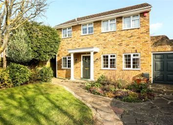Thumbnail 4 bed detached house for sale in Linchfield Road, Datchet, Berkshire