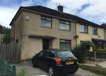 Thumbnail 3 bed semi-detached house for sale in Hill Top Lane, Allerton, Bradford