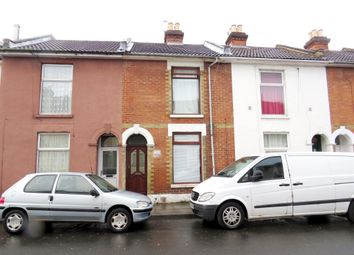 Thumbnail 3 bed terraced house for sale in Jessie Road, Southsea
