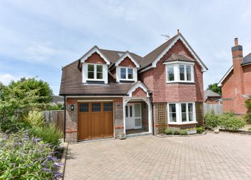 Thumbnail 4 bed detached house for sale in Highfield Gardens, Liss