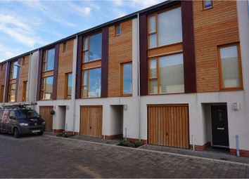 Thumbnail 4 bed terraced house for sale in Flotilla Promenade, Street