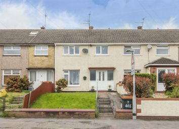 Thumbnail 3 bed terraced house for sale in Monnow Way, Bettws, Newport