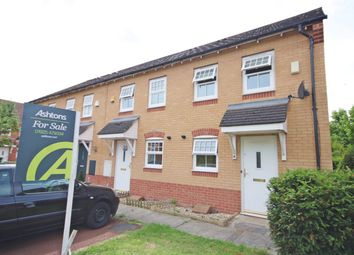 Thumbnail 2 bed end terrace house to rent in Greyfriars Close, Fearnhead, Warrington