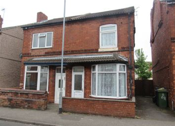 Thumbnail 2 bed end terrace house for sale in Moor Street, Mansfield, Nottinghamshire