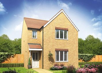 Thumbnail 3 bed detached house for sale in Plot 208 Hatfield, Cardea, Stanground, Peterborough