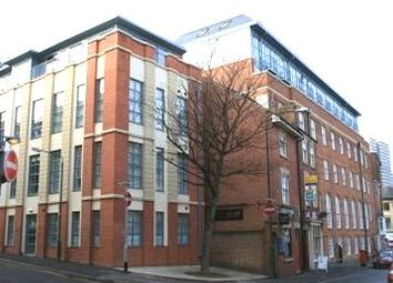Thumbnail 2 bedroom flat to rent in 407 Castle Exchange, 41 Broad Street, Nottingham