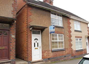 Thumbnail 2 bed semi-detached house for sale in Regent Street, Lutterworth