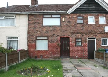 Thumbnail 3 bed terraced house for sale in Drake Road, Fazakerley, Liverpool