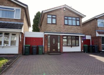 Thumbnail 3 bedroom semi-detached house for sale in Comberford Drive, Wednesbury