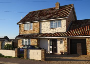 Thumbnail 3 bedroom detached house for sale in Broom Road, Lakenheath, Brandon