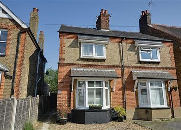 Thumbnail 3 bed semi-detached house for sale in Duncombe Road, Bengeo