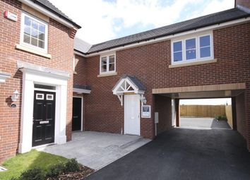 "Thumbnail 1 bed duplex for sale in ""Calder"" at Dunbar Way, Ashby-De-La-Zouch"