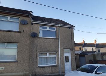 Thumbnail 2 bed end terrace house for sale in St. Annes Crescent, Gilfach, Bargoed