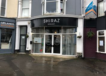 Thumbnail Restaurant/cafe for sale in Walter Road, Swansea