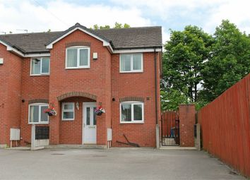 Thumbnail 3 bed end terrace house for sale in Livsey Street, Whitefield, Manchester, Lancashire