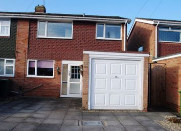 Thumbnail 3 bed property to rent in Barnes Road, Stafford