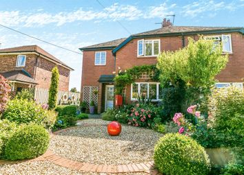 Thumbnail 3 bed semi-detached house for sale in Hilbre Bank, Alpraham, Tarporley
