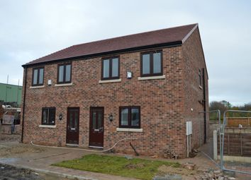 Thumbnail 3 bed semi-detached house for sale in Waterpark View, Hemsworth, Pontefract