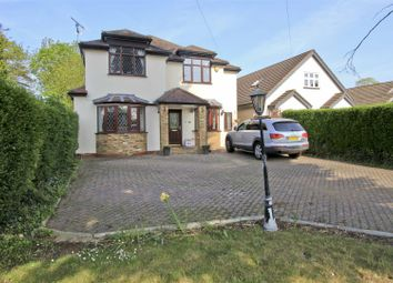 Thumbnail 5 bed detached house for sale in Thornhill Road, Ickenham, Uxbridge