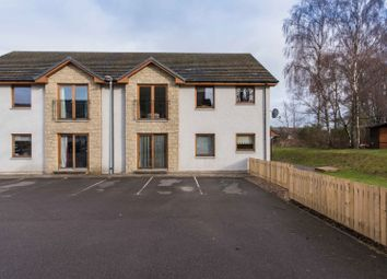 Thumbnail 2 bed flat for sale in West Way, Muir Of Ord, Highland