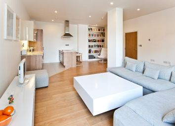 Thumbnail 1 bed flat to rent in Cornell Square, London