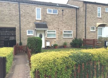 Thumbnail 1 bedroom terraced house to rent in Kensington Walk, Corby, Northamptonshire