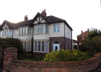 Thumbnail 3 bed semi-detached house to rent in Galway Avenue, Blackpool