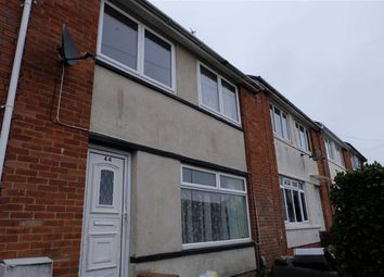 Thumbnail 3 bedroom terraced house for sale in Treharne Road, Barry, Vale Of Glamorgan