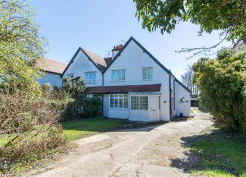 Thumbnail 2 bed flat for sale in Norton Road, Letchworth Garden City