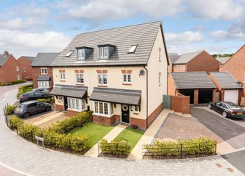 Thumbnail 4 bed semi-detached house to rent in Heron Way, Edleston, Nantwich, Cheshire