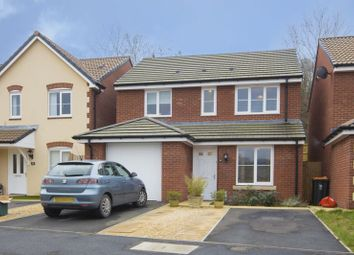 Thumbnail 3 bed detached house for sale in Bailey Crescent, Langstone, Newport