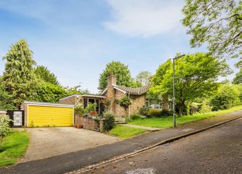 Thumbnail 4 bed detached bungalow for sale in Birchfield Grove, Ewell, Epsom, Surrey