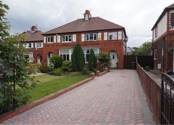 Thumbnail 3 bed semi-detached house for sale in Laceby Road, Grimsby