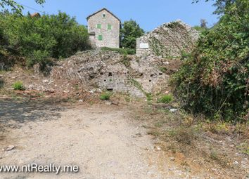 Thumbnail Land for sale in Ruin In Gornja Lastva, Tivat, Montenegro