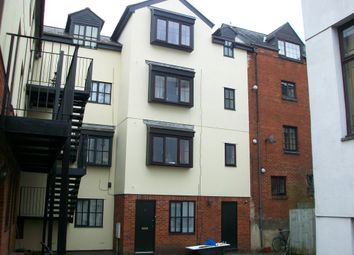 Thumbnail 1 bed flat to rent in Friernhay Street, Exeter