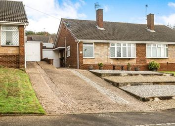 Thumbnail 2 bedroom bungalow for sale in Maidstone Drive, Wordsley, Stourbridge, West Midlands