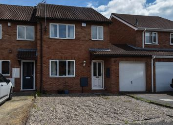 Thumbnail 3 bed semi-detached house for sale in Mayfield Close, Catshill, Bromsgrove